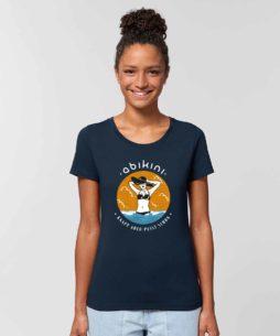 Annika Frauen T Shirt Rundhals Navy 254x305 - Abi-Shirts