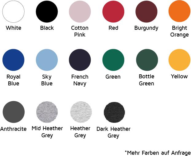 Farben Andi - Abishirts Rundhals Men