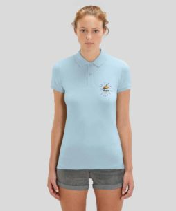 Tine Frauen T Shirt Polo Sky Blue 254x305 - Abi-Shirts