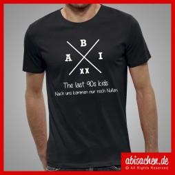 last 90s abimotto abishirts abisachen.de  254x254 - Abi-Shirts