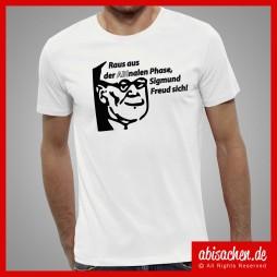 raus aus der abinalen phase sigmund freud sich abimotto abishirt abipulli abisachen 254x254 - Abi-Shirts