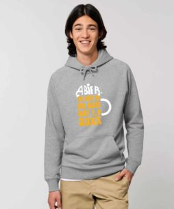 Liam Manner Hoodie Heather Grey 254x305 - Abi-Shirts
