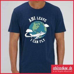 abi leave i can fly 254x254 - Abi-Shirts