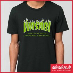 wasabi 254x254 - Abi-Shirts