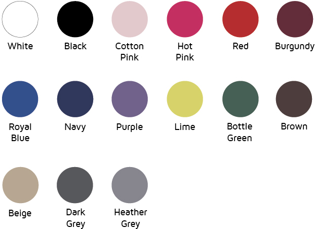 Farben Charlie - Gesichtsmaske